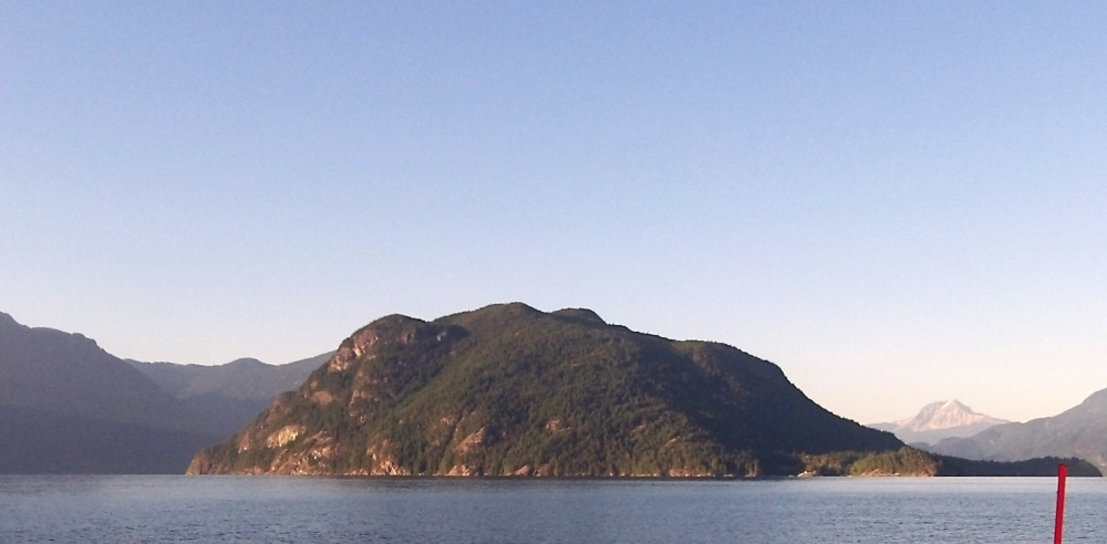 Anvil Island, Howe Sound. Photo credit: Glen Dennison