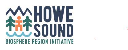 Howe Sound Biosphere Regon Initiative logo
